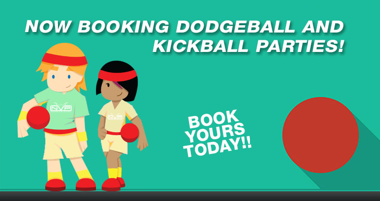 Dodgeball and Kickball Parties